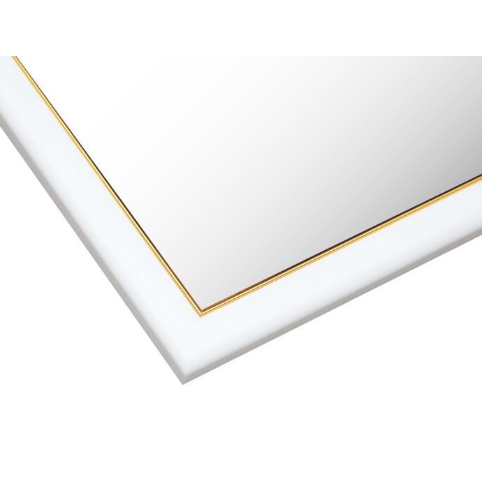 BEVERLY 1000P專用框 白色金線 50*75cm 拼圖總動員 木框 日本進口