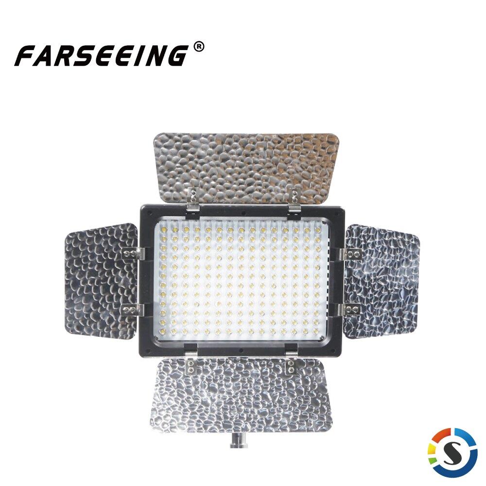Farseeing凡賽 FS-V300S 專業LED攝影補光燈