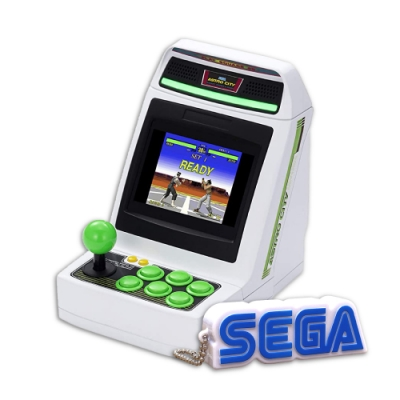 SEGA Astro City Mini 迷你主機 送原廠SEGA有聲鑰匙圈