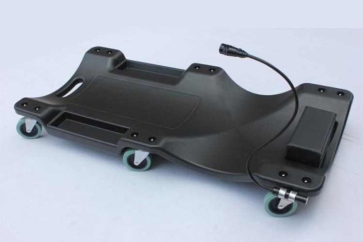 36寸40寸加厚款修車躺板滑板修車睡板車汽車維修汽保工具yh
