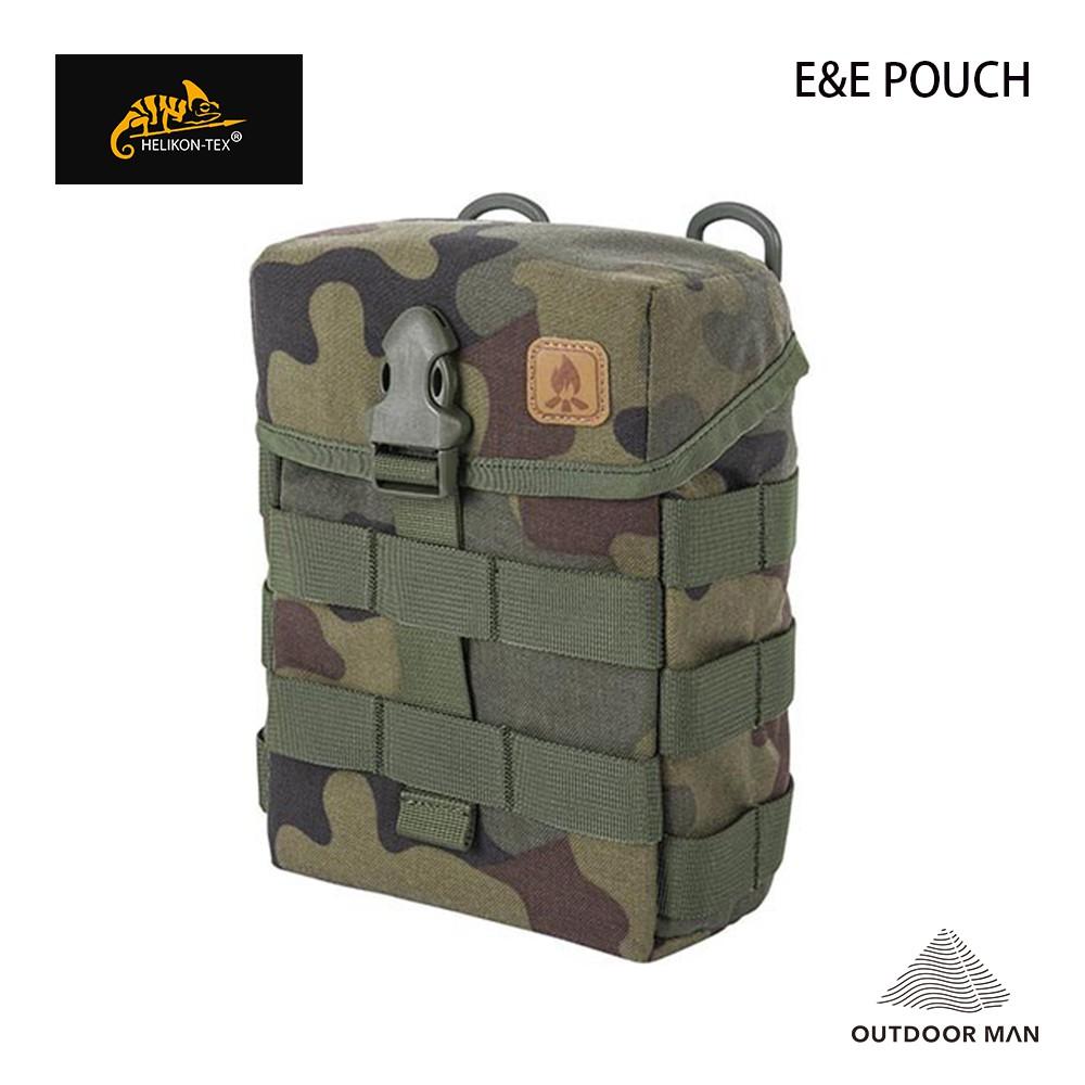 [Helikon-Tex] E&E Pouch雜物包/波蘭迷彩