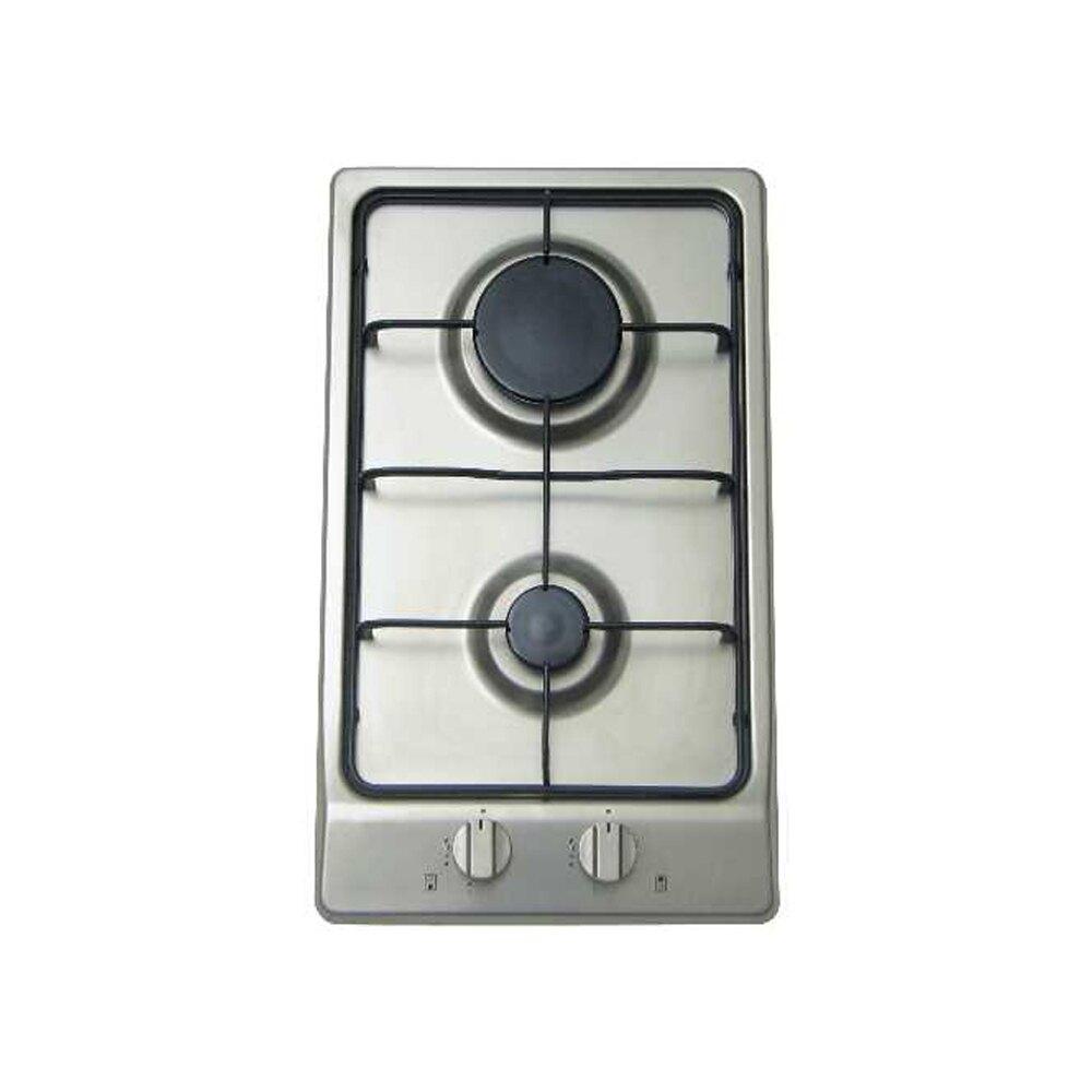【義大利ZEPA】雙口安全瓦斯爐 -無安裝服務 (HA2)