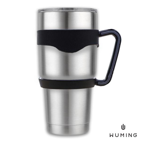 304不鏽鋼 冰霸保溫杯 ( 含密封蓋+杯架) 『無名』 M08119