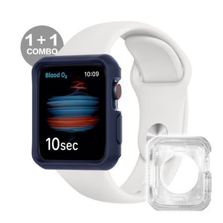 ITSKINS Apple Watch Series SE/6/5/4共用 (44mm) SPECTRUM SOLID-防摔保護殼