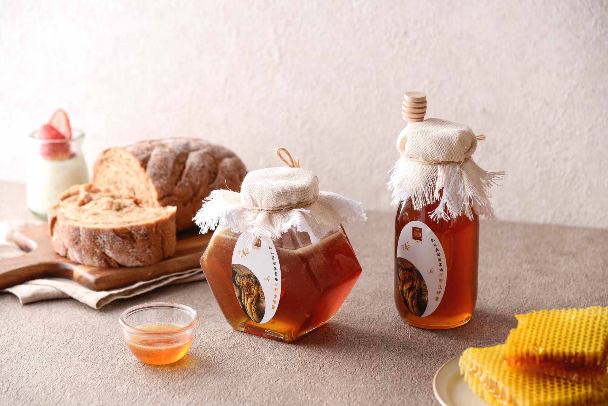 野生蜂蜜 I 100%無添加 450ml入/瓶
