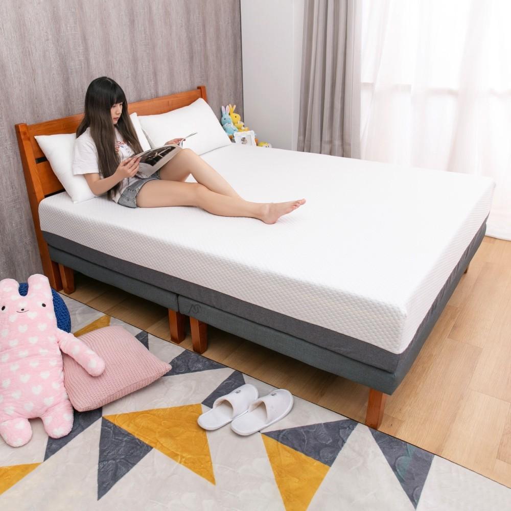 as-艾莉爾3.5尺壓縮記憶床墊