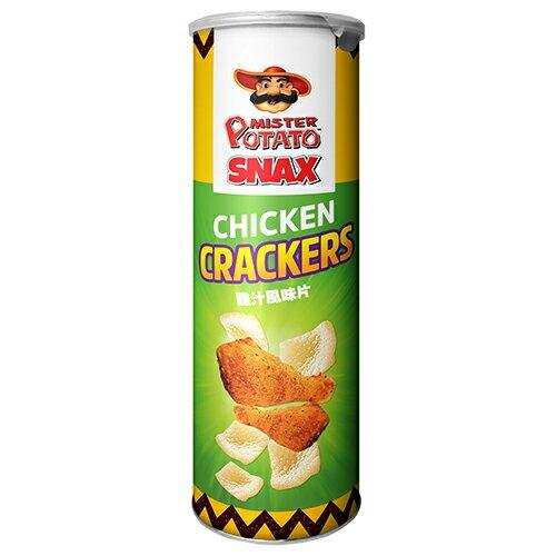 薯片先生雞汁風味片50G【愛買】