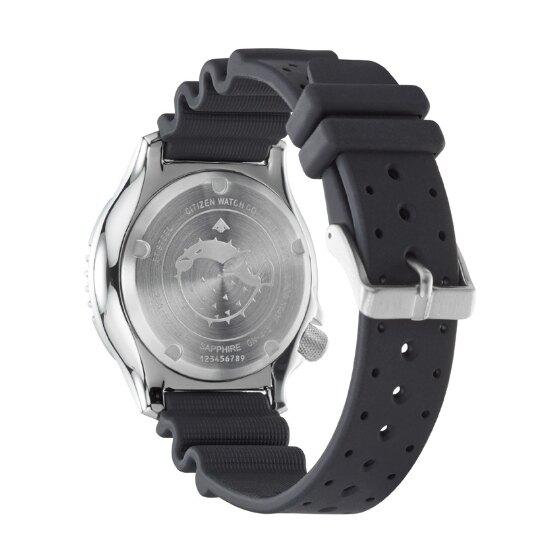 限時 滿3千賺10%點數↘  CITIZEN星辰 NY0110-13E 鋼鐵河豚EX潛水機械錶