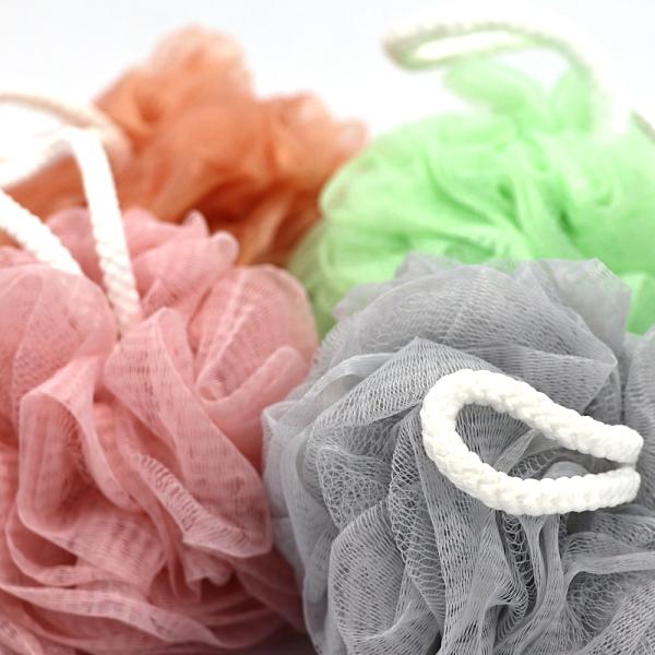 [樣品出清]超柔軟網狀沐浴球/泡泡球(裸裝隨機出貨)