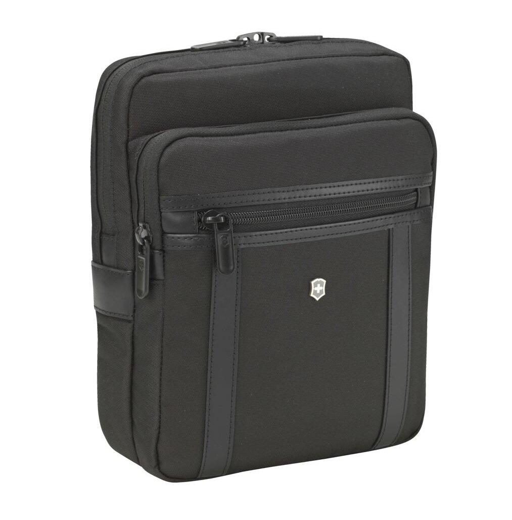 VICTORINOX 瑞士維氏 10吋平板電腦包 配件包 可拆卸收納包 斜背包 側背包 商務包 TRGE-604990