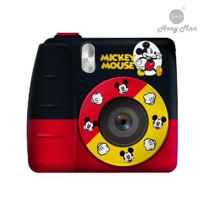 【Hong Man】迪士尼系列 兒童數位相機 米奇
