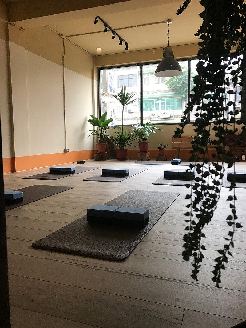 陰瑜珈課程體驗