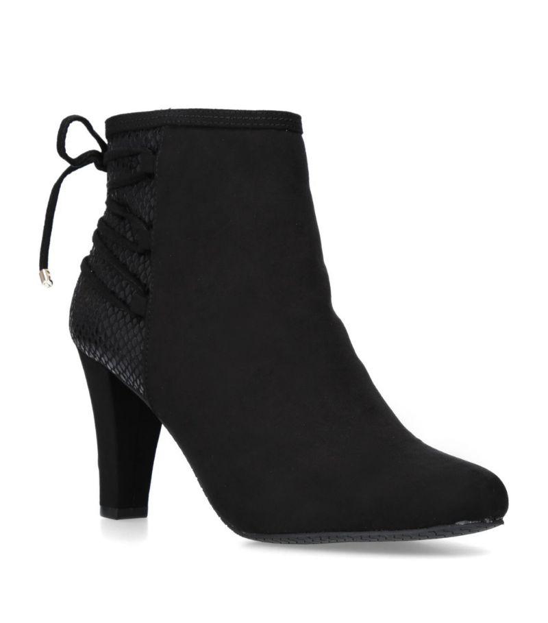 Carvela Suede Tash Ankle Boots