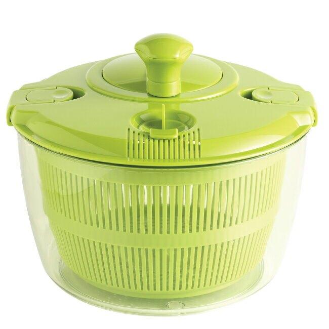 法國mastrad 大型生菜脫水器(綠)