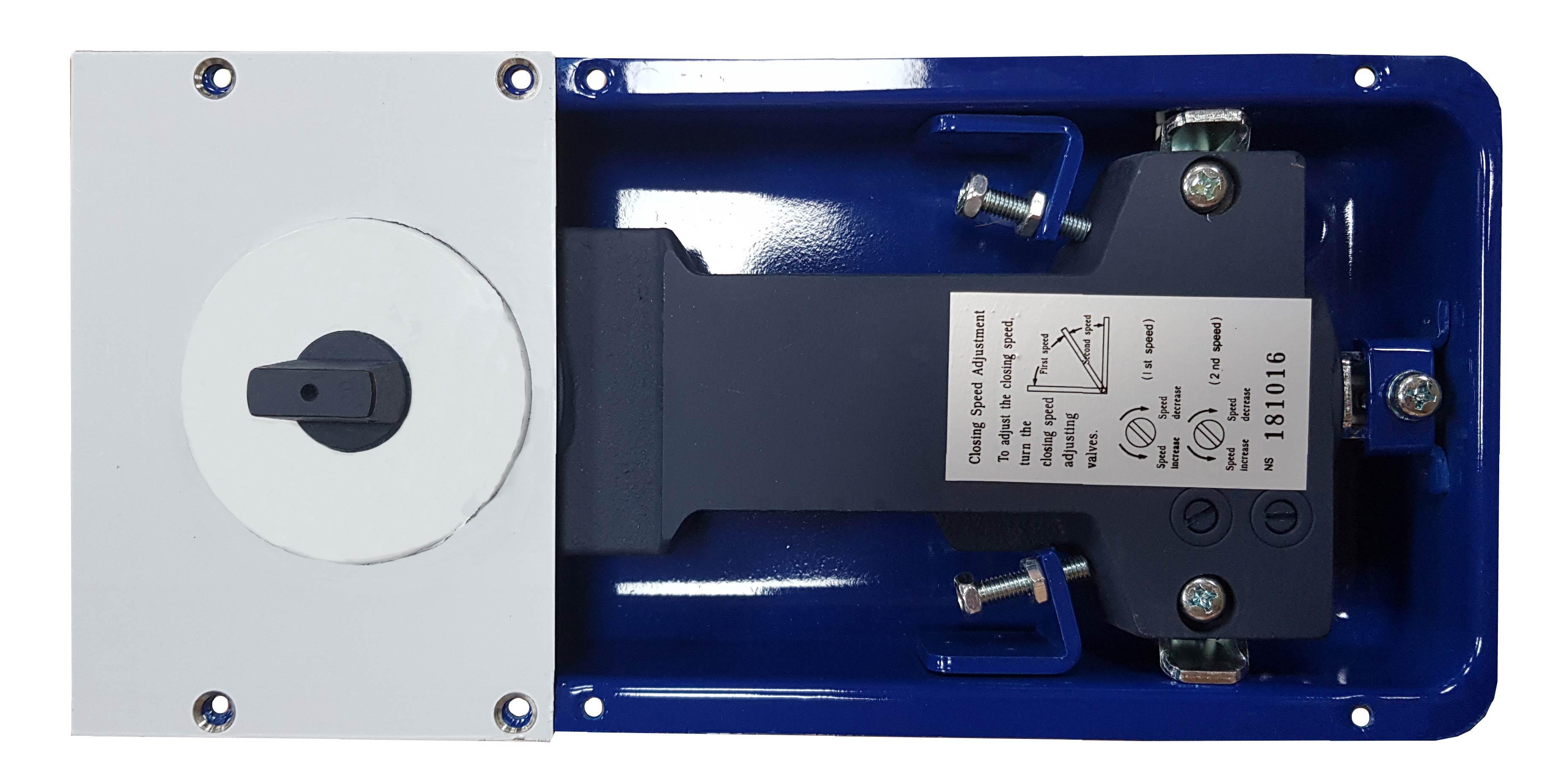 加安 地鉸鍊 222 主機有停 不含臂組 適用門扇950*2100
