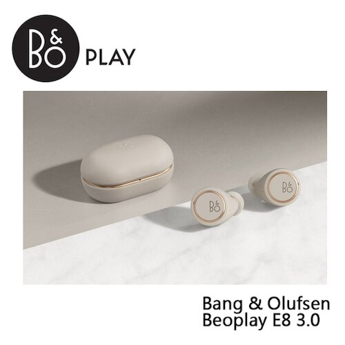 【限時特賣+結帳再折扣】B&O E8 3.0 藍芽耳機 Beoplay (金色) 入耳式 真無線 公司貨