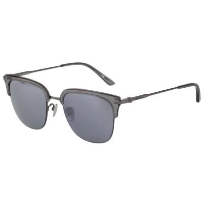 Calvin Klein 水銀面 太陽眼鏡 (灰色)CK18716SK