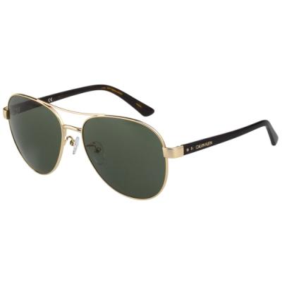 Calvin Klein 太陽眼鏡 (金色)CK18302SK