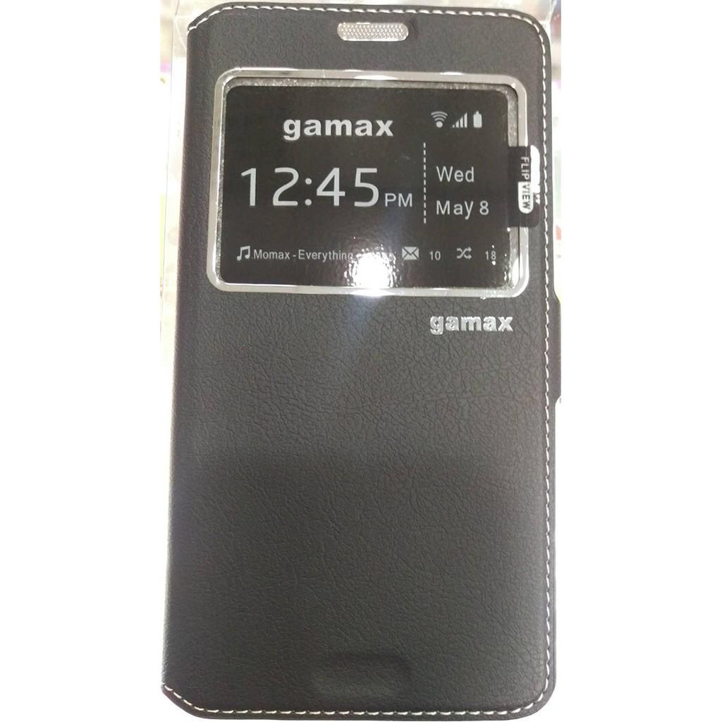 出清>SAMSUNG NOTE4視窗皮套 GAMAX 大視窗版 TPU軟殼包覆內裡 現貨黑色