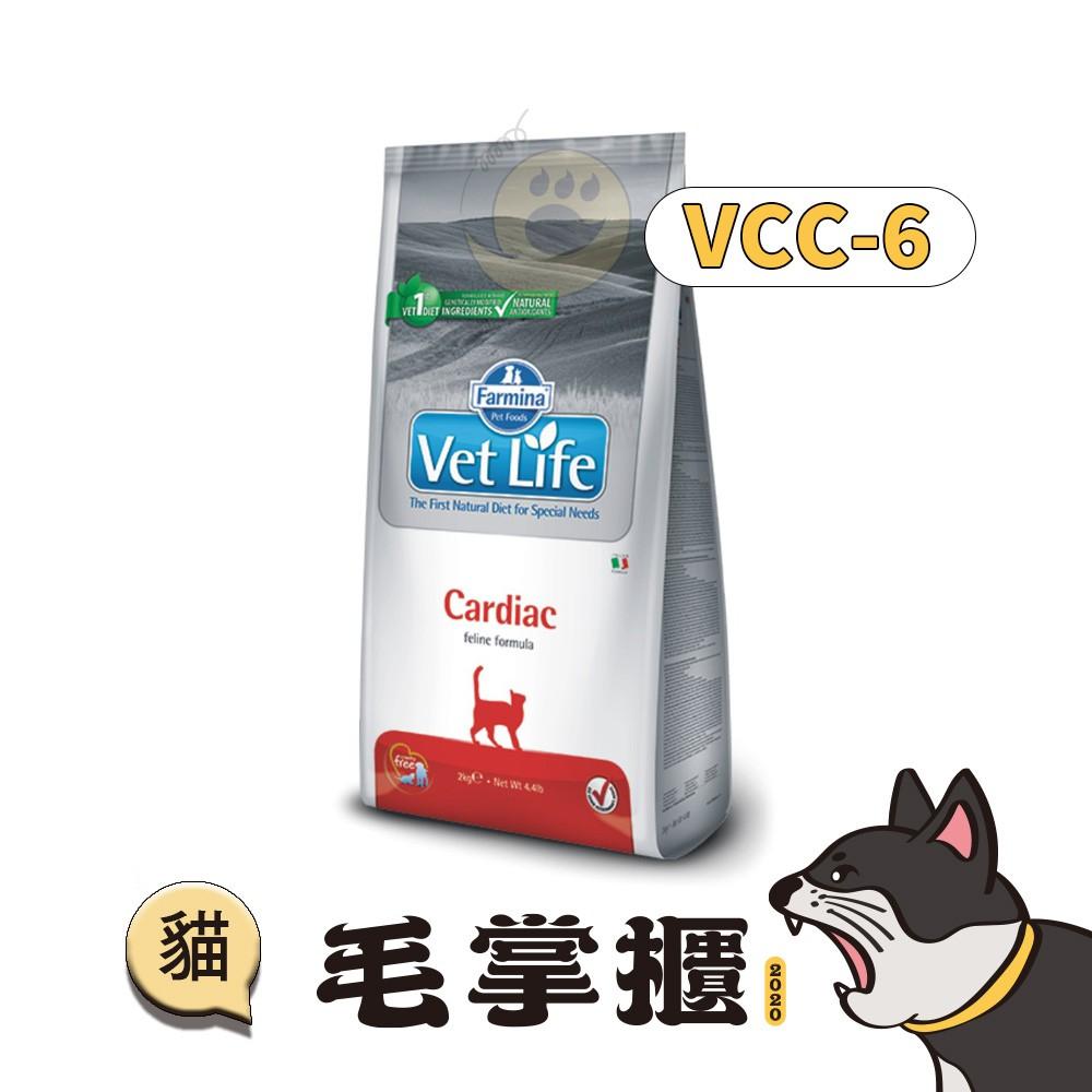 VET LIFE-法米納|貓用心血管配方 2kg (VCC-6)
