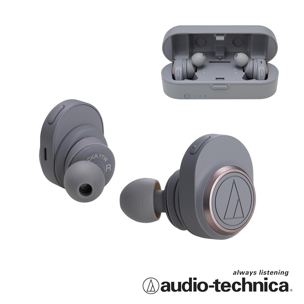 【鐵三角】 ATH-CKR7TW 真無線耳機
