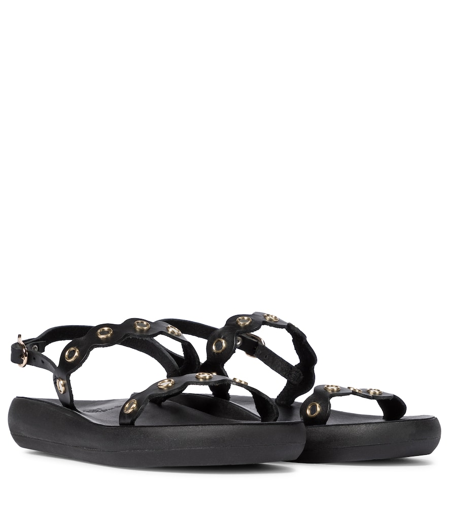 Clio Comfort leather sandals