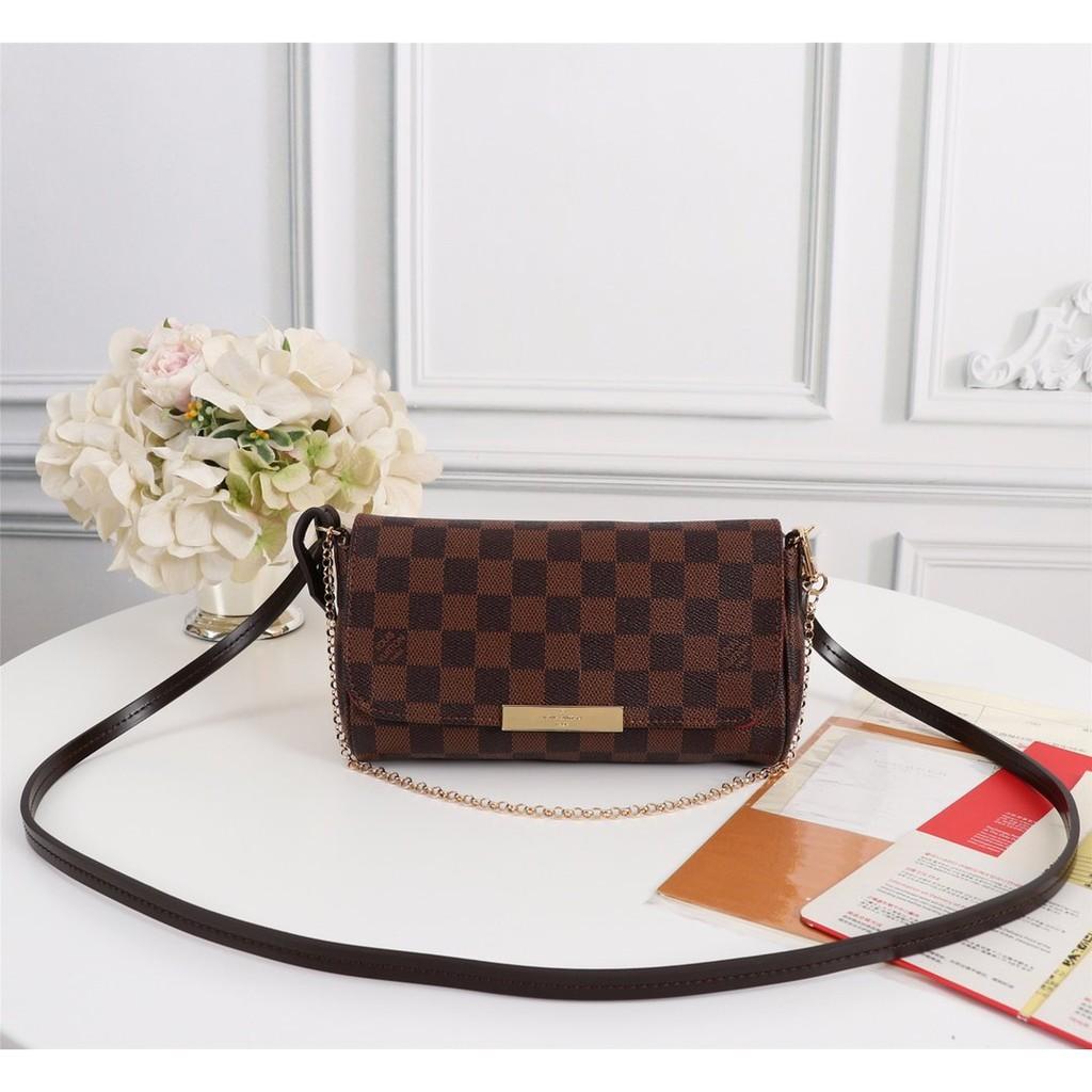 時尚名牌LV路易威登香風女士真皮包包女經典新款潮免運古馳古奇Dior/迪奥百搭流行明星同款