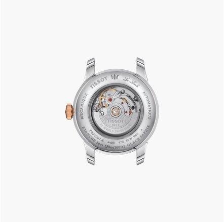 TISSOT天梭 T0062072211600 / 力洛克 機械腕錶 / 38小時動力儲存 / 29mm