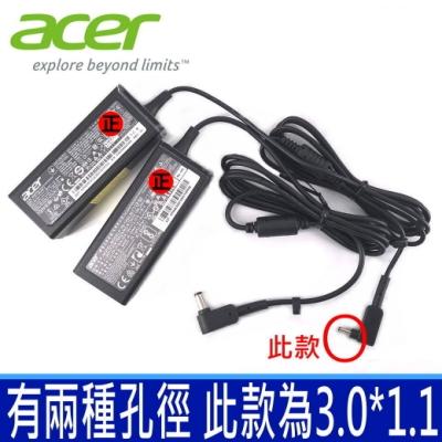 公司貨 宏碁 ACER 45W 3.0*1.1mm 變壓器 TMP236 R11 13 14 15 CB3-111 CB3-131 CB3-431 CB3-531 AO1-131M Switch 11