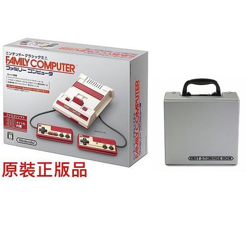 日本原裝任天堂復刻迷你紅白機 FAMICOM 迷你版 任天堂迷你紅白機 支援HDMI 【魔力電玩】