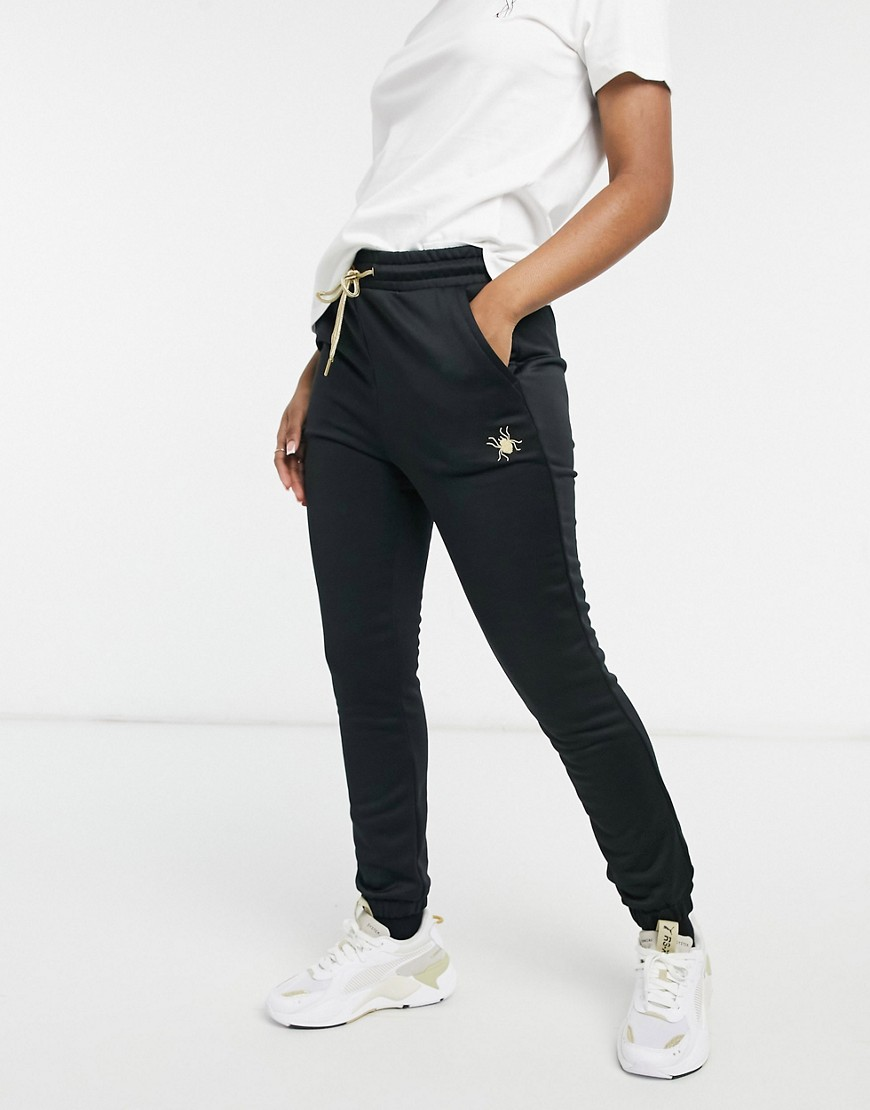 Puma x Charlotte Olympia sweatpants in black