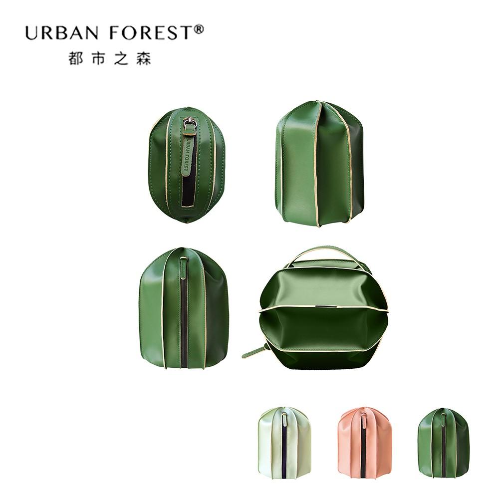 URBAN FOREST 都市之森|仙人掌-洗漱包/盥洗包(多款尺寸/顏色)