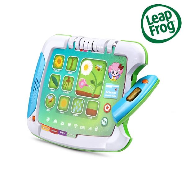 LeapFrog跳跳蛙全英玩具-二合一觸控學習平板【六甲媽咪】
