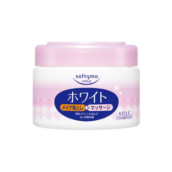 softymo絲芙蒂嫩白卸粧按摩霜300g【康是美】