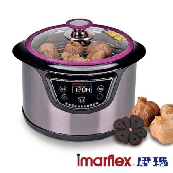 imarflex 伊瑪 6L微電腦全自動養生黑蒜機 IGP-102R(免運費)