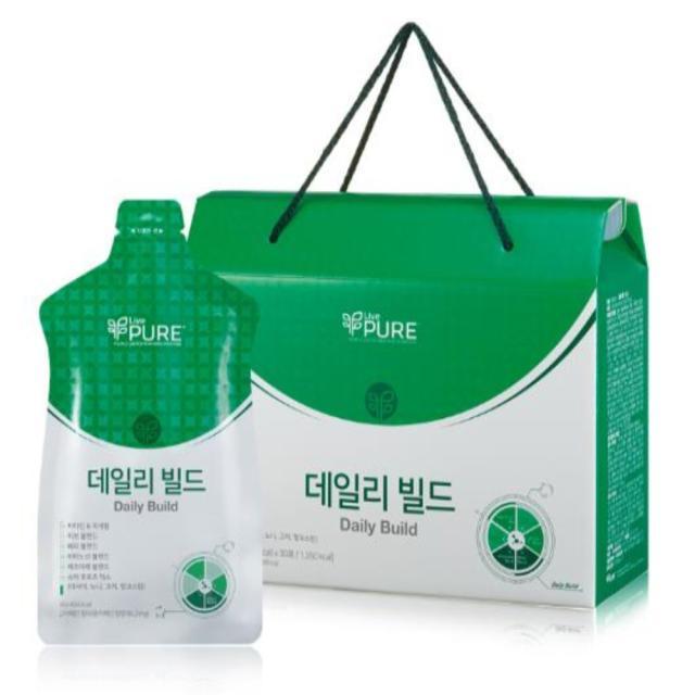 Dailyvild Rebfure必需營養素綜合維生素飲料礦物質新設計產品追加優惠