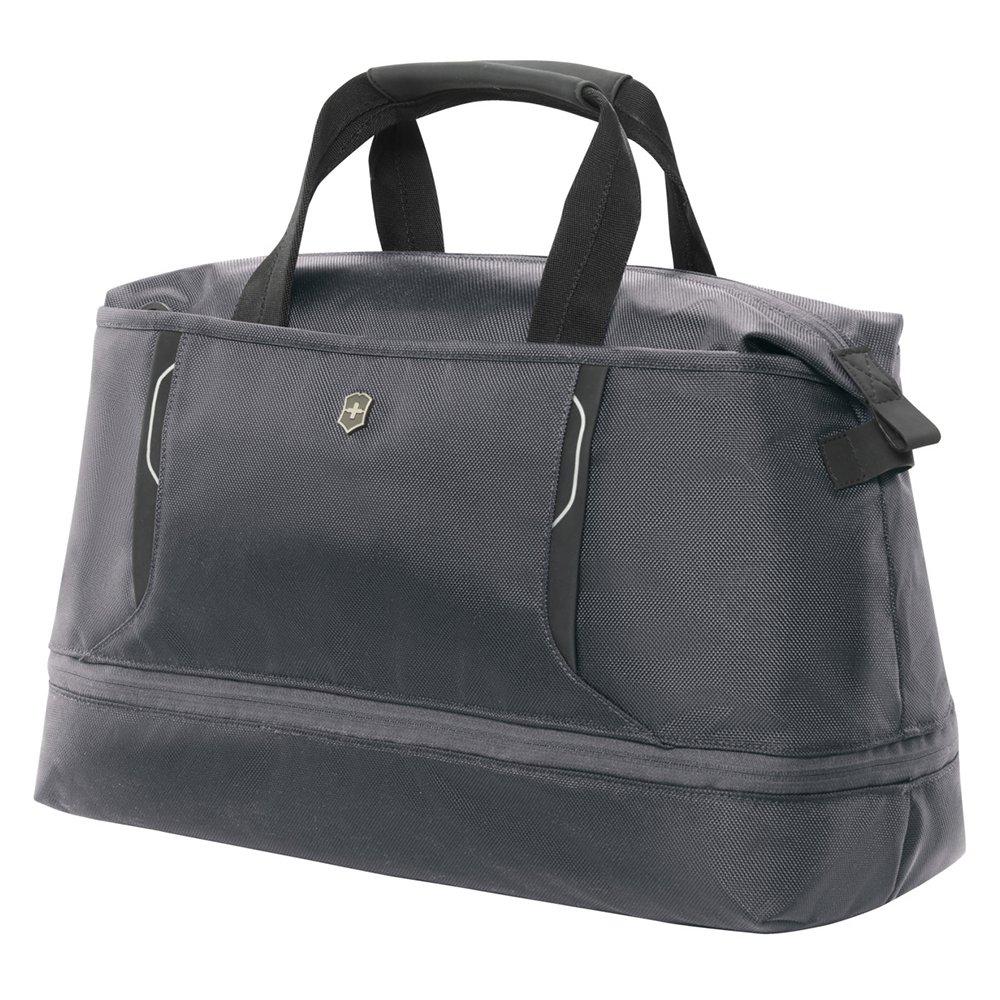 VICTORINOX 瑞士維氏WT 6.0拉鍊伸縮旅行袋-灰 605589