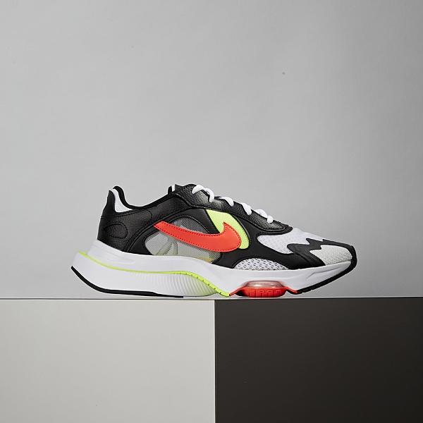 Nike Air Zoom Division 男鞋 黑橘 氣墊 避震 包覆 舒適 球鞋 CK2946-001