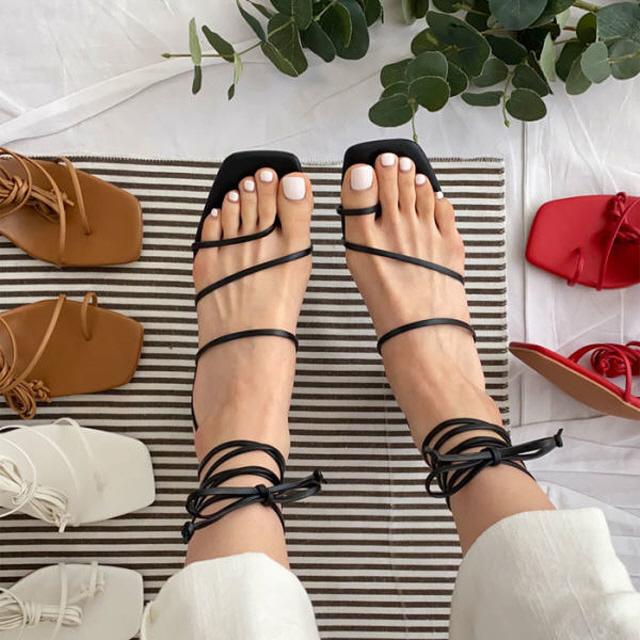女士皮鞋 涼鞋_b1096_DS