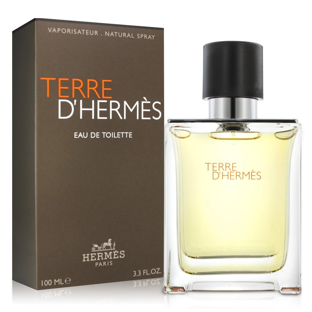 HERMES 愛馬仕 Terre D'Hermes 大地男性淡香水 (100ml)