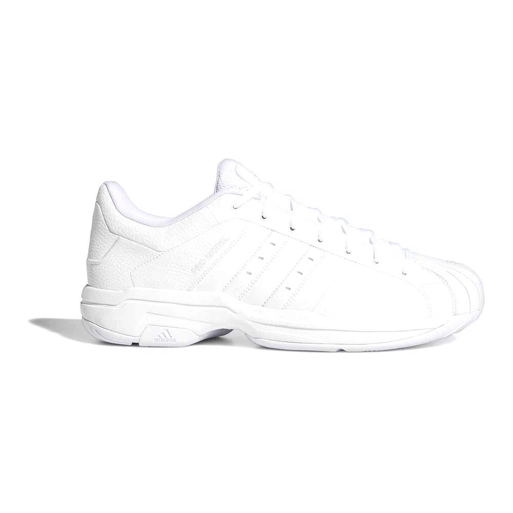 Adidas PRO MODEL 2G LOW 籃球鞋 白色