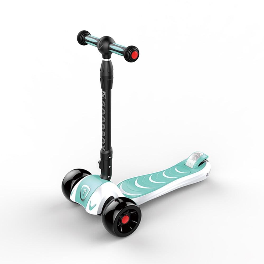 i-smart巨無霸閃光兒童三輪折疊滑板車 (有音樂閃光)