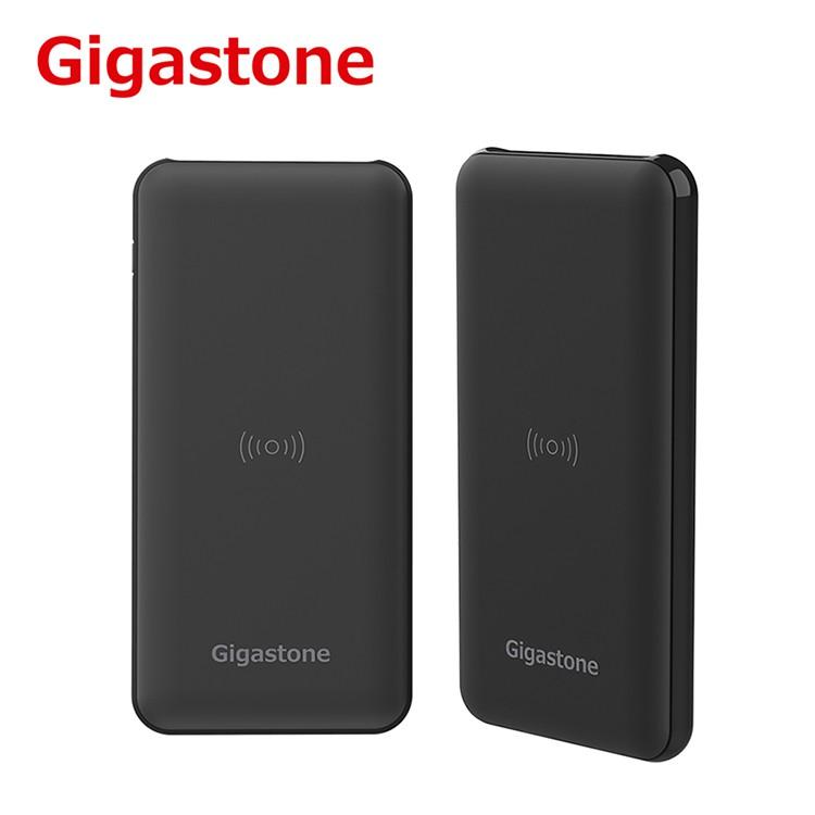 Gigastone【PD/QC 3.0快充 + Qi無線充】雙用行動電源 (QP-10000B)