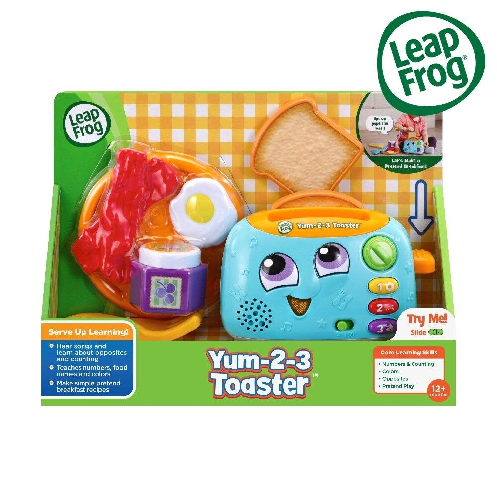 LeapFrog跳跳蛙全英玩具-元氣麵包機【六甲媽咪】