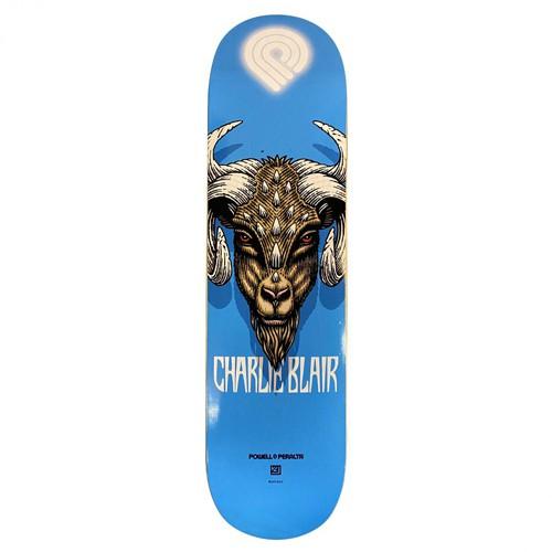 "Powell Peralta Charlie Blair Goat 2 8.0"" 板身/滑板"