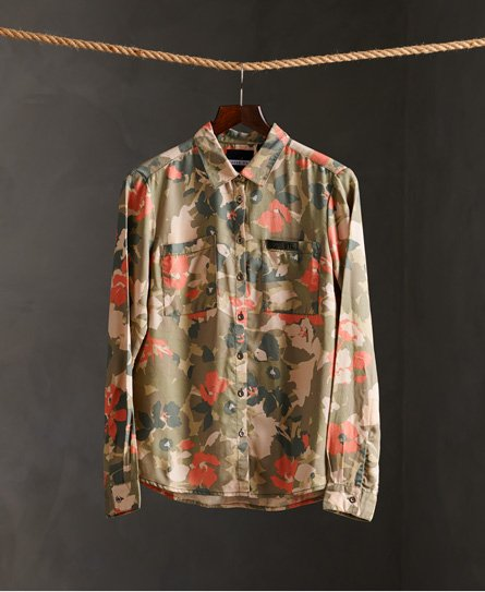 Superdry Delta Military Shirt