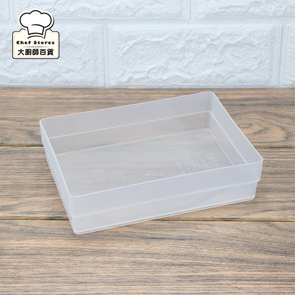 樹德淺型方塊盒置物盒收納盒桌上收納SB-1813L-大廚師百貨