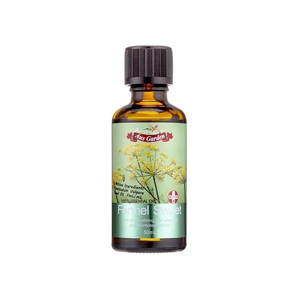 澳洲Ausgarden 澳維花園 甜茴香精油(50ml)【小三美日】