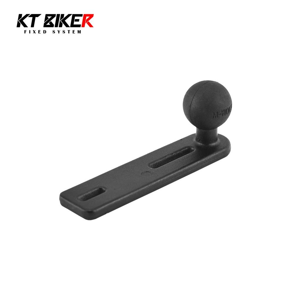 【KT BIKER】 KT系統支架 油泵球頭 總泵 油缸蓋球頭 手機支架 非五匹 摩托 機車〔KTP206〕