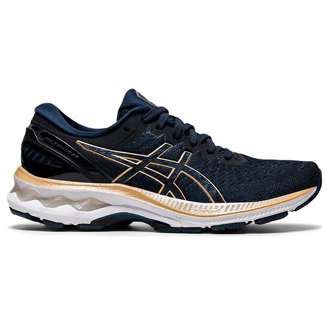 ASICS 亞瑟士 GEL-KAYANO 27 女 跑鞋  1012A649-402